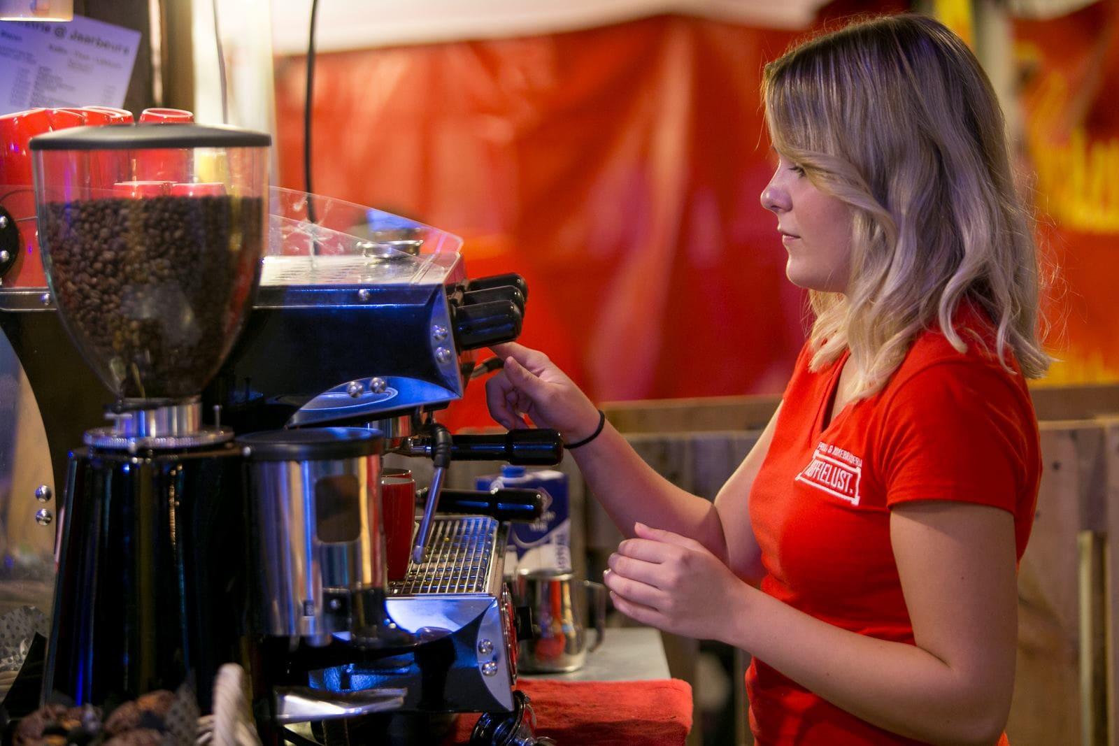 Thuisbarista cursus in het Proeflokaal van Koffiebranderij Koffielust in Veenhuizen