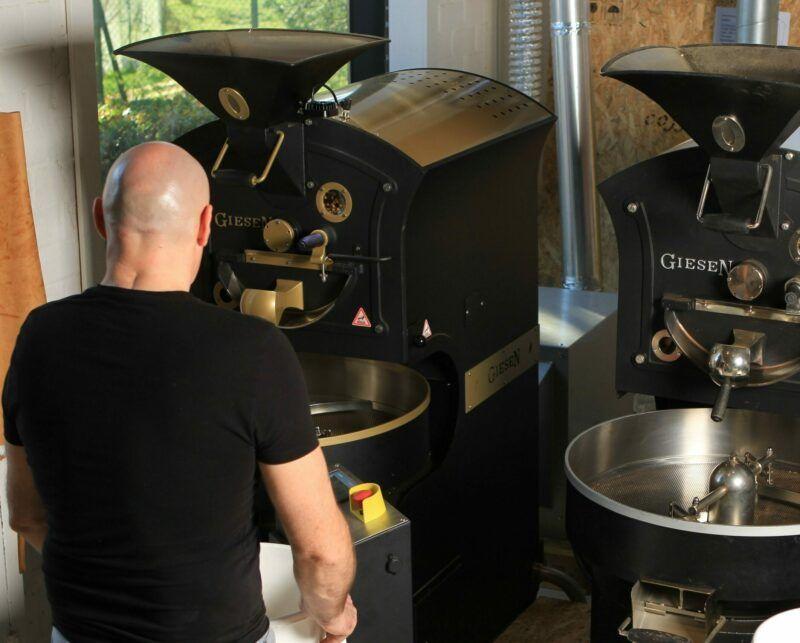 Zinvol werk in de koffiebranderij voor mensen met een afstand tot de arbeidsmarkt
