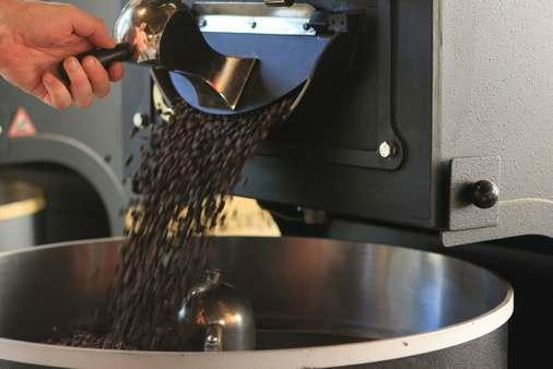 Koffie ruiken, proeven en beleven in Veenhuizen, Drenthe