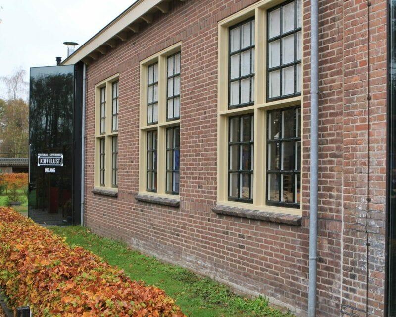 Koffiebranderij Koffielust in Veenhuizen, Drenthe