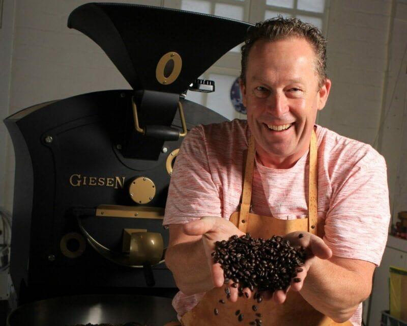 Mark ter Maat - Koffiebranderij Koffielust